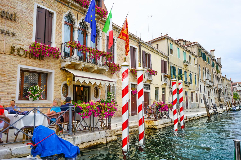 Venedig Hotels  Sterne